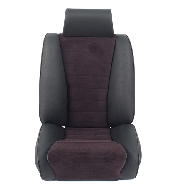 Leather Sports Car Seats